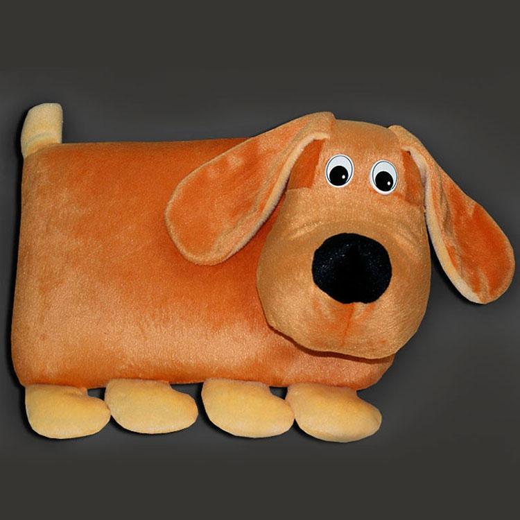 Как сшить подушку-собаку 73